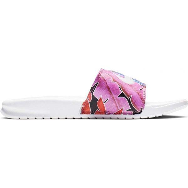 Nike BENASSI JDI PRINT W - Dámske šľapky