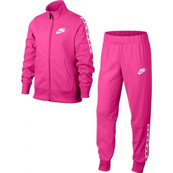 Nike NSW TRK SUIT TRICOT - Dievčenská súprava