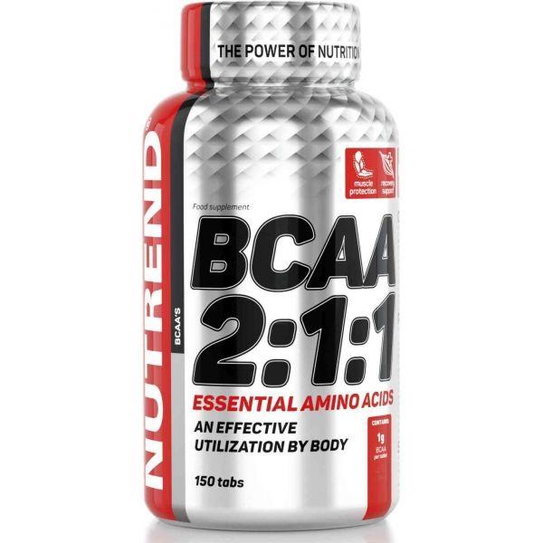 Nutrend BCAA 2:1:1 150 TABLET - Aminokyseliny vetvené