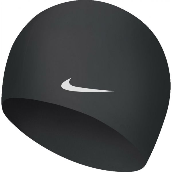 Nike SOLID SILICONE - Plavecká čiapka