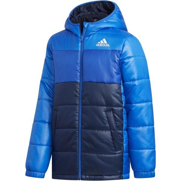 adidas YK J SYNTHETIC - Juniorská zimná bunda