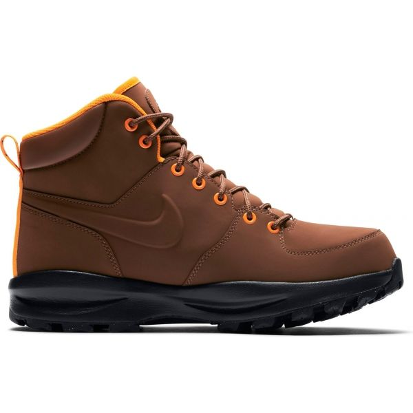 Nike MANOA LEATHER BOOT - Pánska zimná obuv