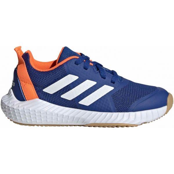 adidas FORTAGYM K - Detská halová obuv