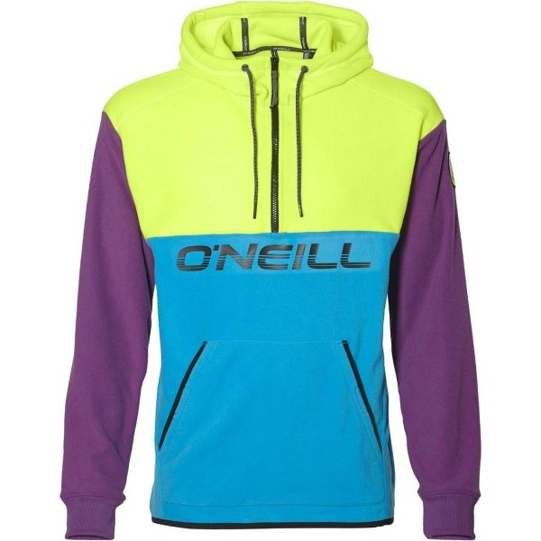 O'Neill PM 1/4 ZIP HYBRID FLEECE - Pánska mikina