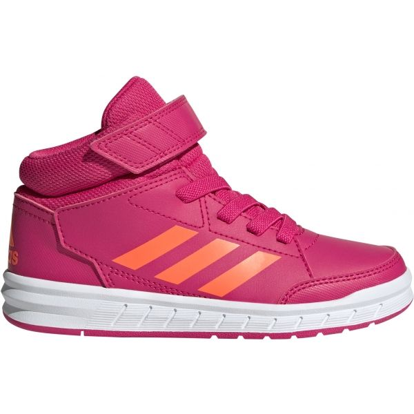 adidas ALTASPORT MID K - Detská voľnočasová obuv