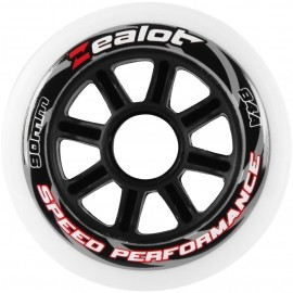 Zealot 90X24 MM BLK RED