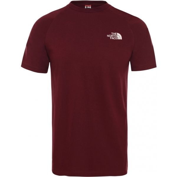 The North Face S/S NORTH FACE TEE - Pánske tričko