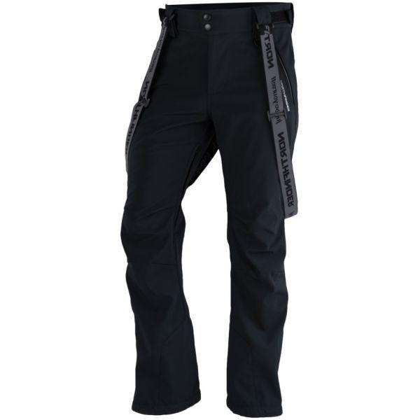 Northfinder LUX - Pánske softshellové lyžiarske nohavice