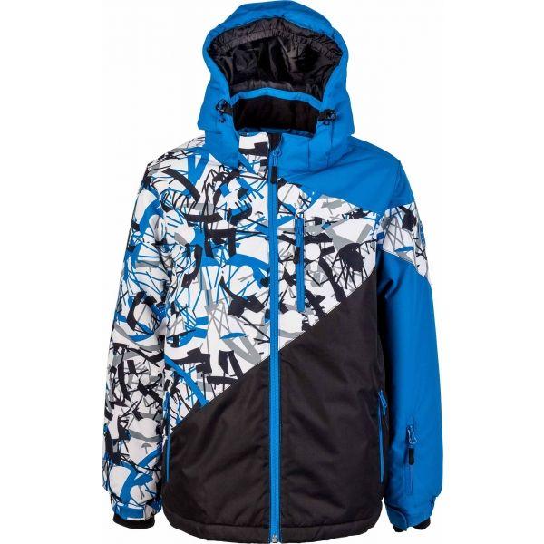 Lewro PHIL - Chlapčenská zimná bunda