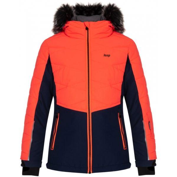 Loap OKUMA - Detská lyžiarska bunda
