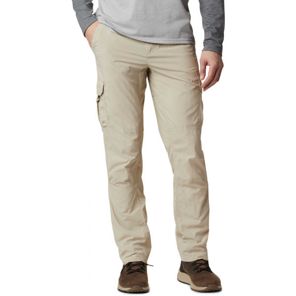 Columbia SILVER RIDG II CARGO PANT - Pánske nohavice s bočnými vreckami